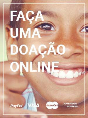 Faça uma doação online